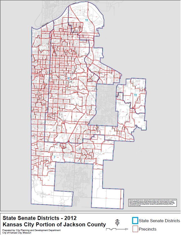Maps - Map of us senate districts in kansas